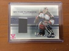 1999-00 BAP Memorabilia Jersey Numbers N-5 Mike Richter 2015-16 The Vault 1of1!