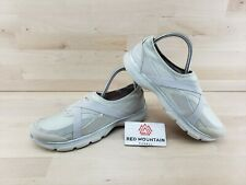 Bzees Naturalizer Sandy Slip On Gray Comfort Sneakers Shoes Women's Size 9 M