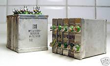 10x MP-Kondensator 2 µF / 250 V für Röhrengeräte / Tube Amp Capacitors