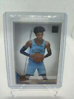 2019-20 PANINI CLEARLY DONRUSS JA MORANT RATED ROOKIE Gold GRIZZLIES RC