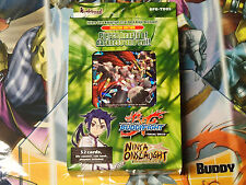 Future Card BuddyFight CCG NINJA ONSLAUGHT English Trial Deck BFE-TD05