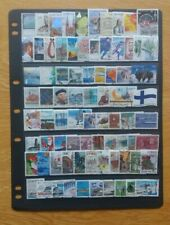 Finland stamps,Used commems.