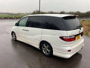Toyota Estima 2.4 8 seats 11 months mot