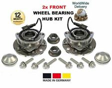 FRONT LEFT and RIGHT WHEEL BEARINGS SET for SAAB 9-3 93 1.8 1.9 2.0 2.8 2002->