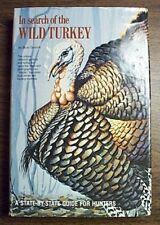"""New ListingVintage Bob Gooch - """"In Search Of The Wild Turkey"""" - c. 1978"""