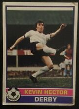 Derby County 1977-1978 Football Trading Cards