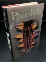 The Counterlife ~ Philip Roth ~ SIGNED True First 1st/1st Edition ~ FINE / FINE