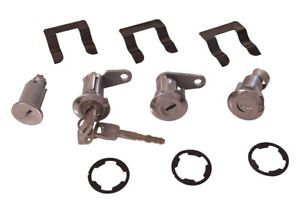 NEW 1967-1969 Ford Mustang Lock set doors & Ignition & Trunk Matched set w/ Keys