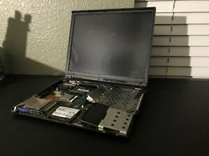 IBM Thinkpad T41 for parts