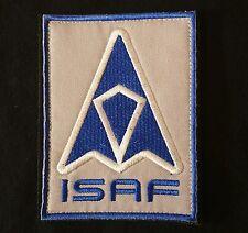 ISAF USA SWAT HOOK & LOOP MORALE PATCH