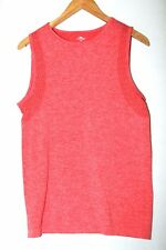 """RED LADIES CASUAL SPORT TOP VEST CRANE SIZE LARGE TO FIT CHEST 42-22"""" 107-112CM"""