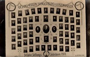 66049- Gunzenhausen Gesang Verein Sängerbund 1911