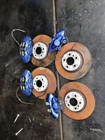 BMW 3 4 Series F30 F33 F34 M Sport BREMBO BRAKE CALIPER AND DISC SET 370mm