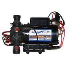 Everflo EFHP2000 12-Volt Plunger Pump - High Pressure