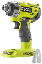 """New Ryobi P238 18-Volt ONE+ 1/4"""" Brushless 3 Speed Impact Driver Tool Only"""
