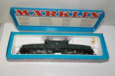 MARKLIN H0 : 3015 loco elettrica SBB  BR ce 6/8 coccodrillo metallo orig. box 74