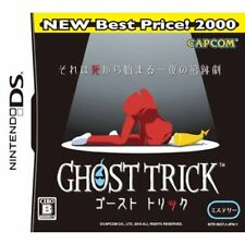Used DS Ghost Trick (NEW Best Price! 2000) Japan Import
