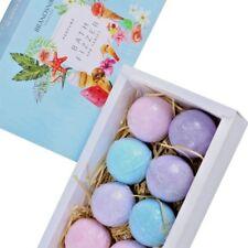 Organic Bath Bombs Handmade Spa Soap 8pcs Set Aroma Relax Anti Stress Skin Body