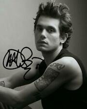"""JOHN MAYER Musician SIGNED AUTOGRAPHED 10"""" X 8"""" REPRODUCTION PHOTO PRINT"""