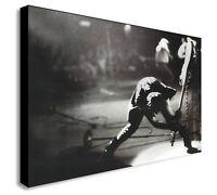 The Clash - London Calling - Canvas Wall Art Print. Various Sizes