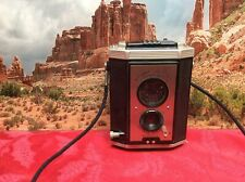 Vintage KODAK Brownie Reflex Synchro Model Camera