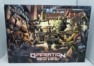 Infinity the game - Operation Red Veil Box Set - New in Box