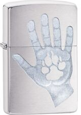 Lighter Zippo Hand and Paw