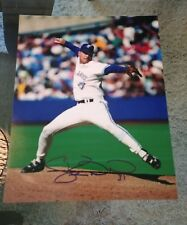 Duane Ward Toronto Blue Jays Signed 8x10 Photo