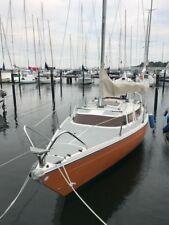 Segelyacht/Segelboot/ Kajütboot/ Dehler Sprinta 70 mit Außenborder 6 PS