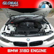 BMW 318D ENGINE CODE N47D20C SUPPLIED & FITTED