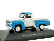 IXO 1:43 Chevrolet 3100 Picape 1958 Diecast Miniature Vehicle