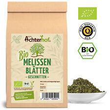 Melissentee Bio | 500 G | melissenblätter | MELISSE du-achterhof