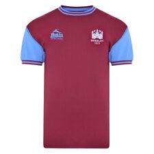 West Ham United 1975 FA Cup Final Retro Shirt 100% COTTON Men's