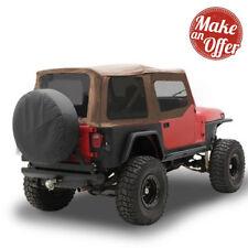 Smittybilt Replacement Soft Top Amp Half Door Skins For 1988 1995 Jeep Wrangler Yj Fits 1994 Jeep Wrangler