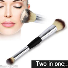 New Cosmetic Makeup Brushes Contour Face Blush Eyeshadow Powder Foundation Tools