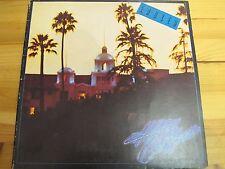 "53.051 FRANCE 12"" 33RPM 1976 EAGLES ""HOTEL CALIFORNIA"" EX"