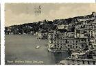 Cartolina Napoli e Palazzo Donn'Anna 1955 (ar36)