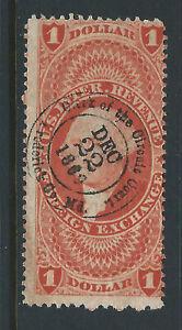 Bigjake: R68c , $1.00 Foreign Exchange - CDS - 1st Revenue Issue