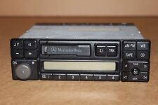 1996-1999 MERCEDES BENZ sl500 sl320 s500  BECKER RADIO STEREO CASSETTE PLAYER