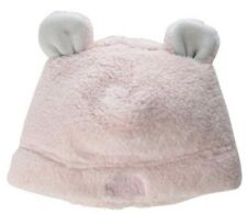 Brand New The North Face Toddler Pink Bear Beanie Sz 3T $26 Value