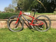Child's Bike - Islabike Beinn 24, Red, good condition