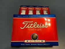 Titleist Dt Solo Golf Balls Set Of 12 Brand New Still In Original Packaging