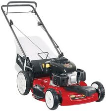 22 in. Gasoline Lawn Mower Self Propelled Variable Speed Push High Wheel Mulcher