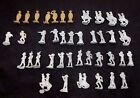 Vintage Lot of 40 Antique WWI Lead Soldiers Toy Soldiers