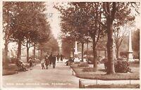 POSTCARD   HAMPSHIRE   PORTSMOUTH   Main  Walk  Victoria  Park
