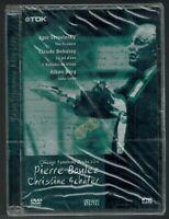 Pierre Boulez Christine Schafer DVD Chicago Symphony Orchestra