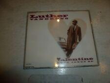 LUTHER VANDROSS - Always & Forever - 1994 UK 4-track CD EP