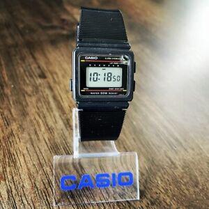 RARE Vintage 1983 Casio W-11 Digital Watch, Made in Japan, Module 203
