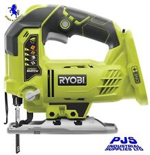 Ryobi ONE + R18 js0 18V Puzzle Bare NAKED unità solo rybr18js0 maschera di inserimento SEGA r18js0