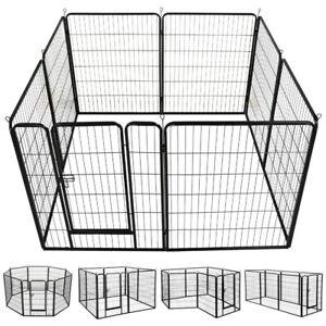Welpenlaufstall Tierlaufstall Welpenauslauf Freigehege Hunde Tiere Laufstall